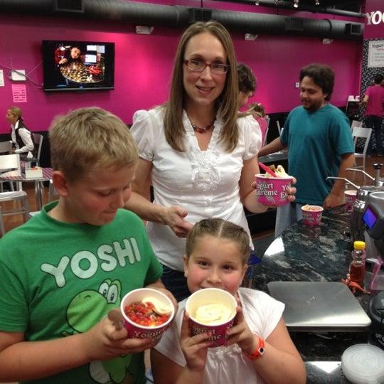 Photo taken at Yogurt Extreme by Eric S. on 5/20/2012