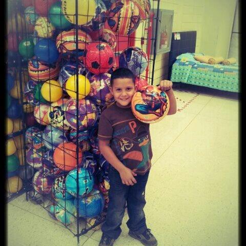 Photo taken at Walmart by Javier P. on 7/7/2012