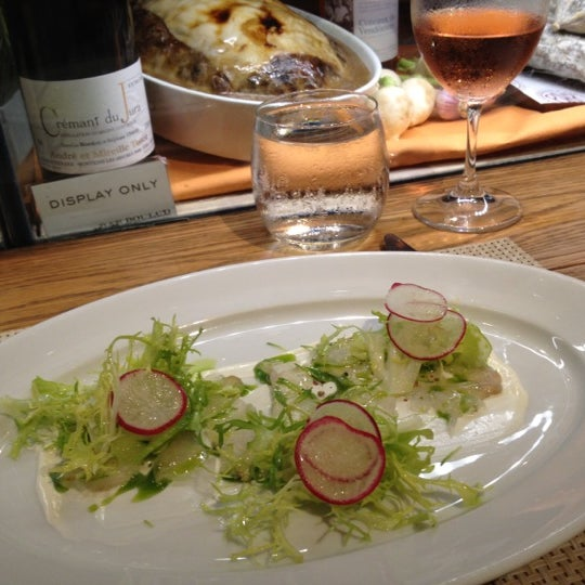 Photo taken at Bar Boulud by Elese on 6/19/2012