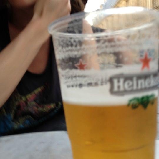 Photo taken at La Perle by Des D. on 5/27/2012