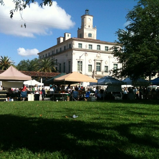 Photo taken at Gables Farmers Market by Tatiana C. on 3/24/2012