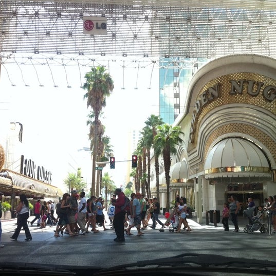 Photo taken at Downtown Las Vegas by Eric O. on 9/17/2011