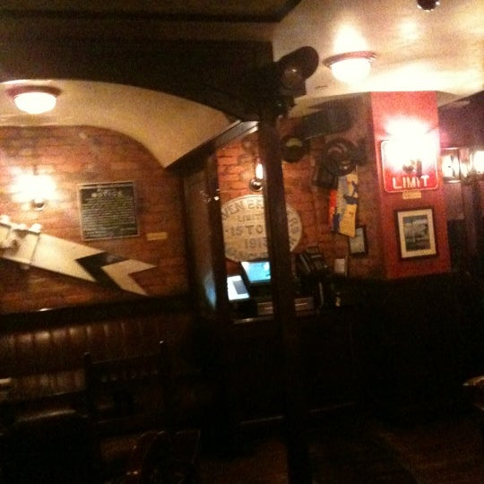 Photo taken at The Wheeltapper Pub by Lillian D. on 1/3/2012