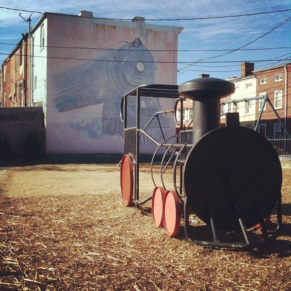 Photo taken at B & O Railroad Museum by Adam S. on 11/25/2011