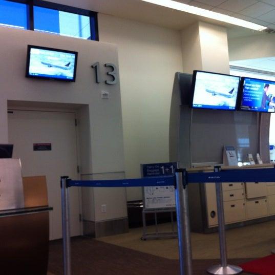 Photo taken at Terminal A by Bob M. on 12/4/2011