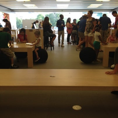 Photo taken at Apple Friendly Center by Corey B. on 7/21/2012