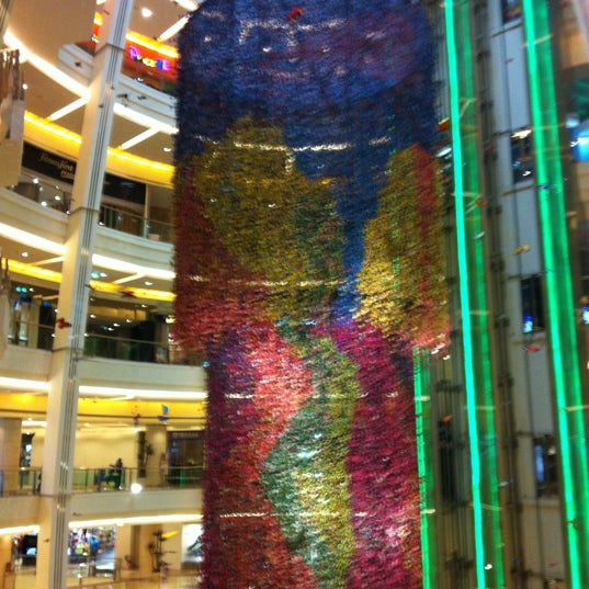 Photo taken at Pacific Place by Joycie W. on 9/2/2012