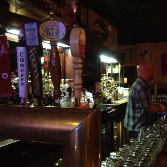 Photo taken at Hopleaf Bar by Brenda M. on 4/20/2012