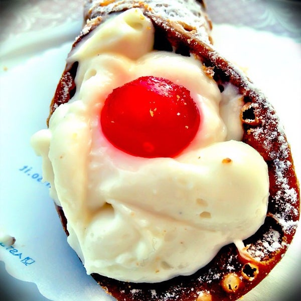 Photo taken at Pasticceria De Riso by Silvio M. on 5/6/2012