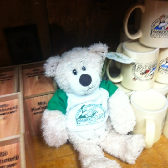 Photo taken at Lambert's Cafe by Jennifer C. on 7/7/2012