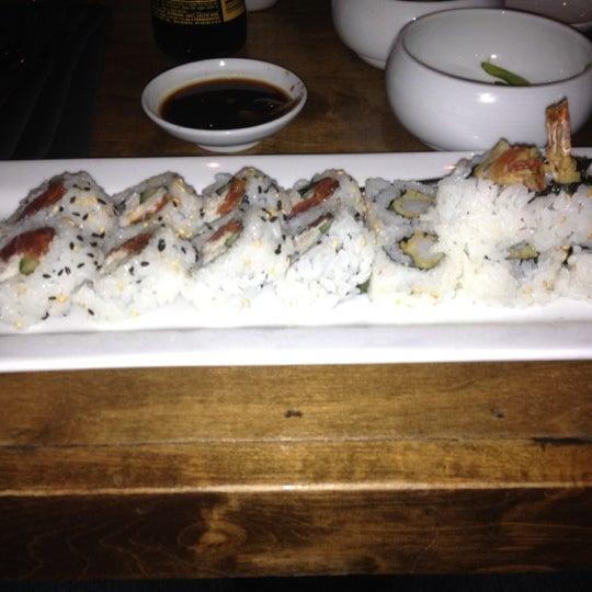 Photo taken at Blue Sushi Sake Grill by Tericka S. on 3/20/2012