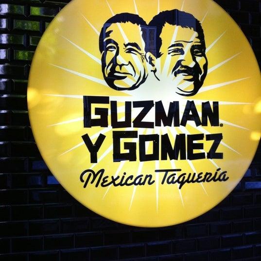 Photo taken at Guzman y Gomez by Gerhardt H. on 2/12/2011