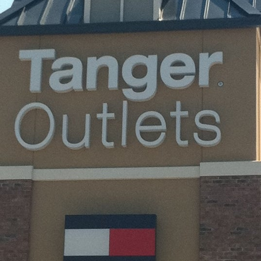 Photo taken at Mebane Tanger Outlets by Nicholas K. on 9/12/2011