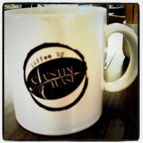 Photo taken at Austin Chase Coffee by Jason L. on 12/14/2011