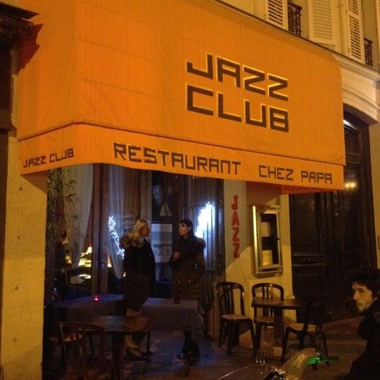 chez papa jazz club saint germain des pr s 9 tips from 214 visitors. Black Bedroom Furniture Sets. Home Design Ideas