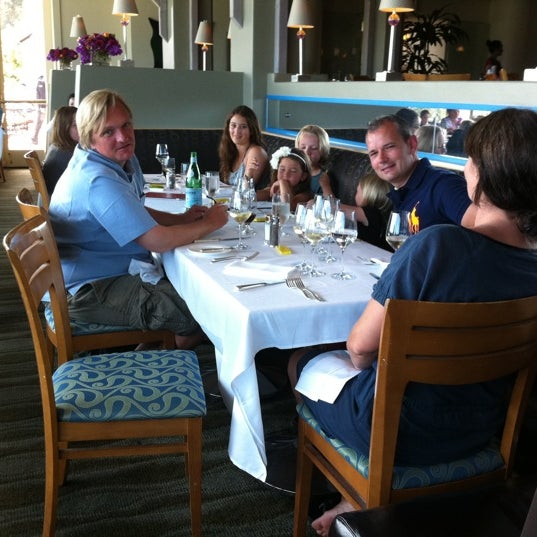 Photo taken at The Lodge at Pebble Beach by Sisse R. on 7/20/2012
