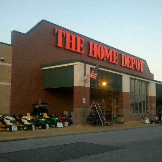 The Home Depot 1301 New Churchmans Rd
