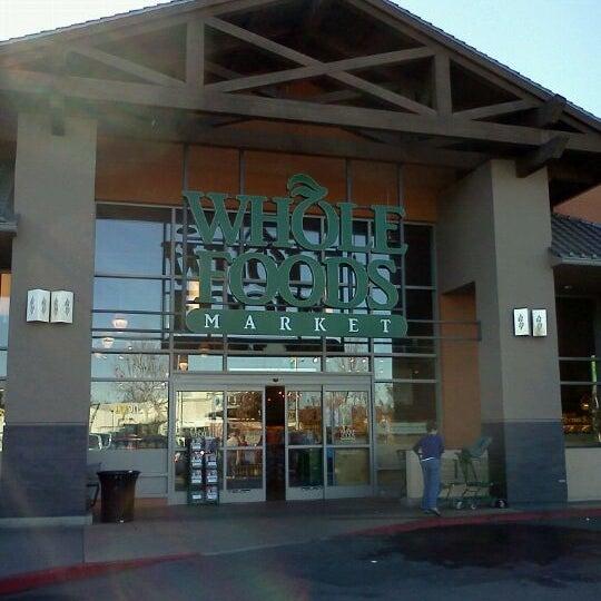 Whole Foods Los Altos Pizza