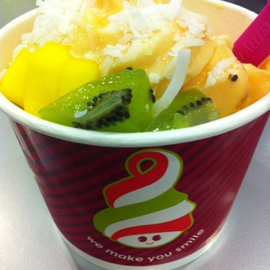 Photo taken at Menchies by Jaime L. M. on 4/29/2012