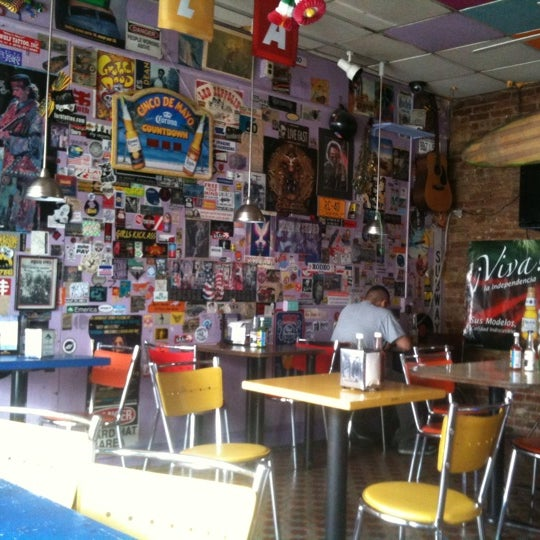Photo taken at El Loco Burrito by Bastian B. on 5/2/2011