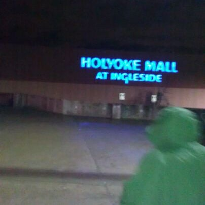 Photo taken at Holyoke Mall at Ingleside by Deirdre S. on 1/27/2012