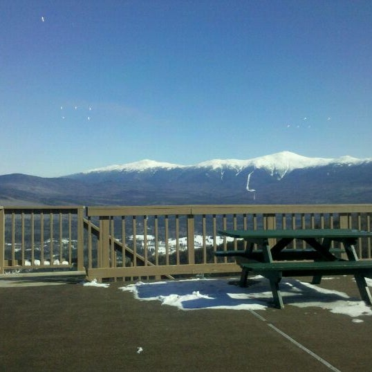 Photo taken at Bretton Woods by Rodney T. on 2/16/2012