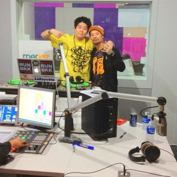 Met Radio 107 Photo Taken at Met 107 Radio