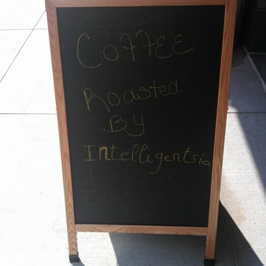 Intelligentsia coffee!