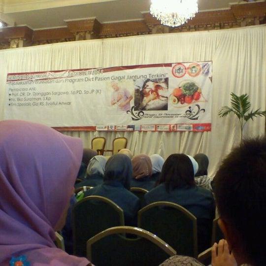Seminar Nasional Kardiovaskuler