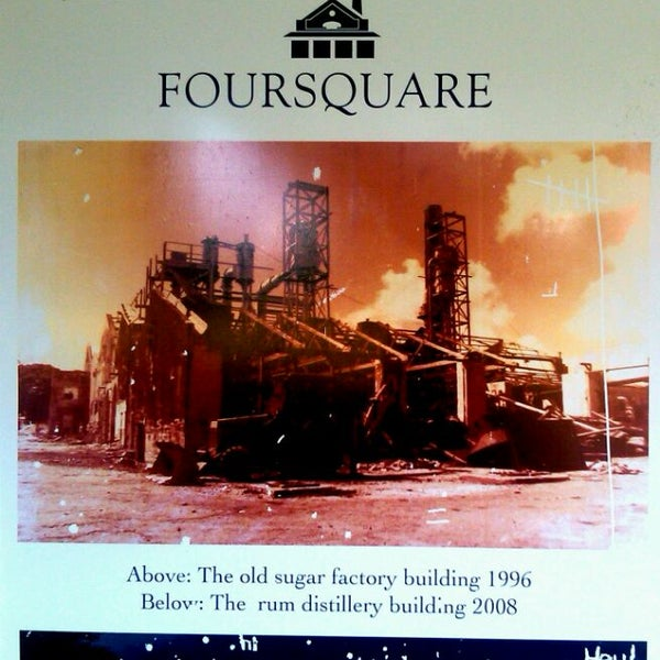 Foursquare Rum Distillery Tours