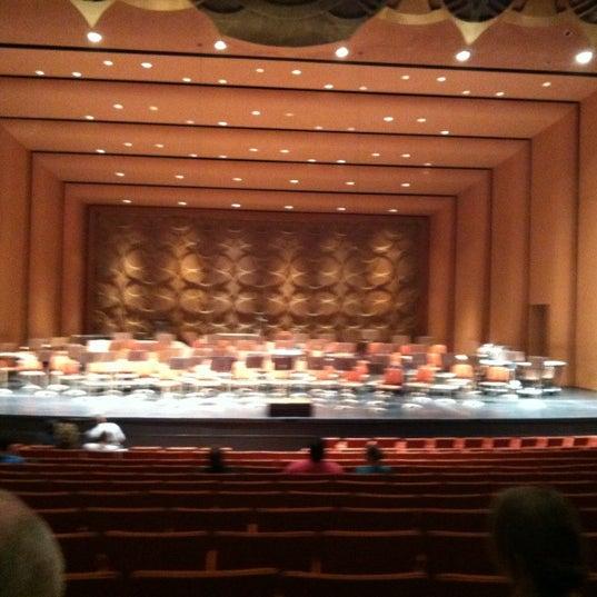 Photo taken at ASU Gammage by Linda A. on 4/17/2012