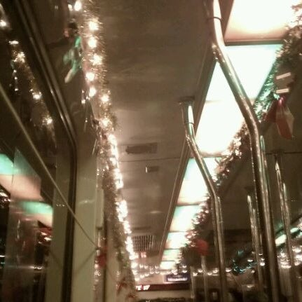 Photo taken at SEPTA: 15th Street Station (MFL/TRL) by Mary O. on 12/17/2011