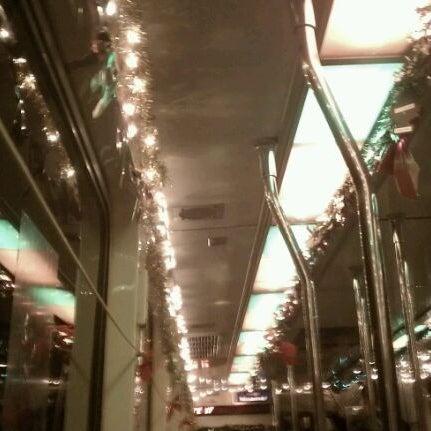 Photo taken at SEPTA MFL/TRL 15th Street Station by Mary O. on 12/17/2011