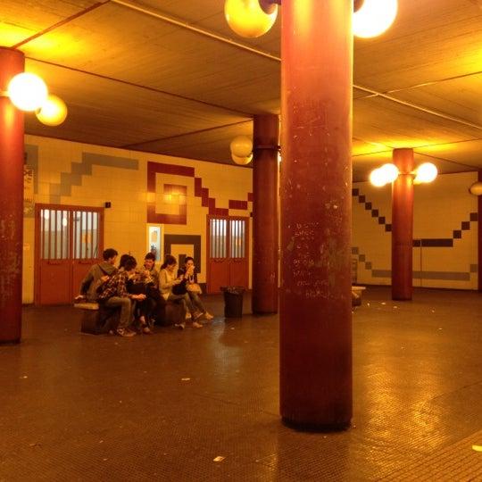 Foto scattata a Terminal Bus Anagnina da Stefano C. il 5/1/2012