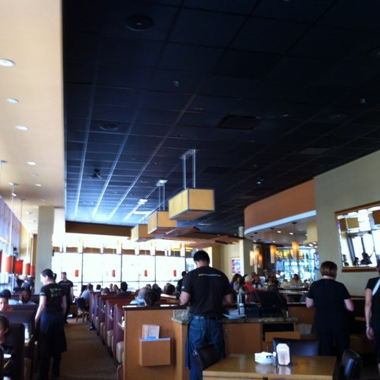 Photo taken at California Pizza Kitchen at Prudential by John T. on 9/8/2012