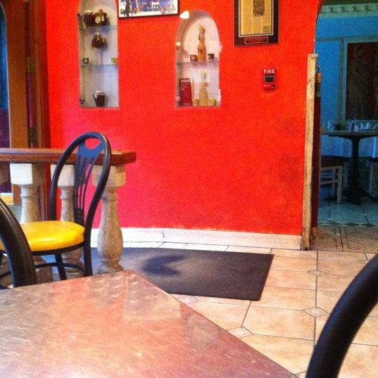 Photo taken at Caffe Pompei by John R. on 6/29/2012