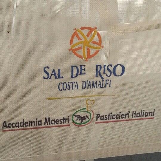 Photo taken at Pasticceria De Riso by Donatella D. on 7/28/2012