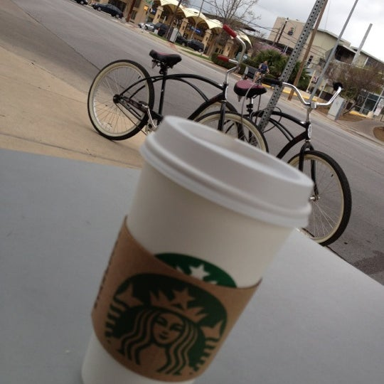 Photo taken at Starbucks by Kevin L. on 3/8/2012