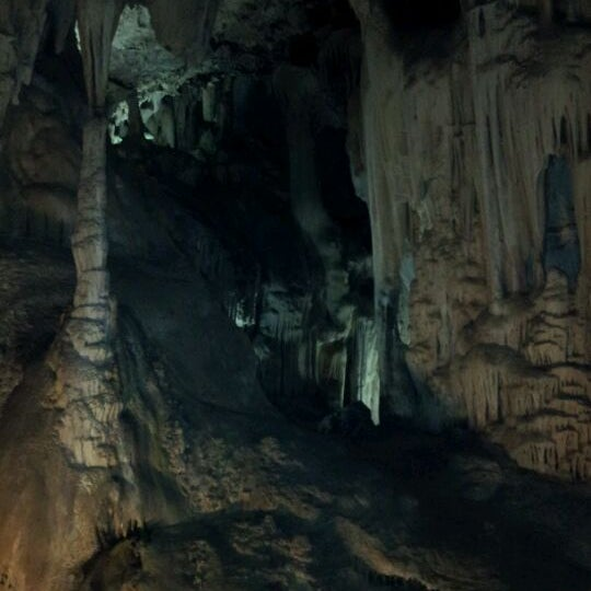 Photo taken at Caves of Nerja by Willem v. on 2/17/2012