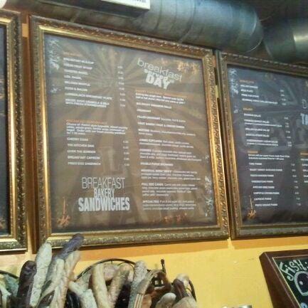Photo taken at LA Café by Marty C. on 8/25/2011