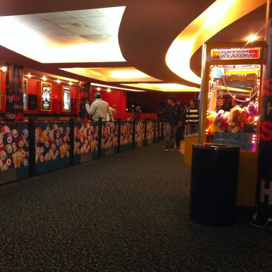 Photo taken at Cine Hoyts by Jose Luis A. on 4/26/2012