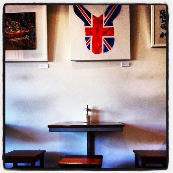 Photo taken at Urban Grind by Simon on 7/23/2012