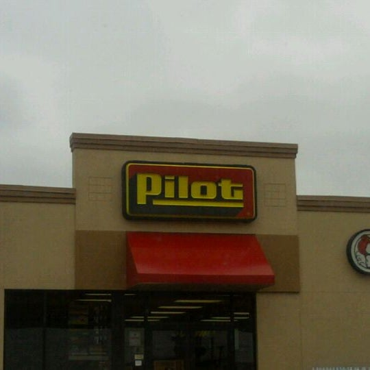 Photo taken at Pilot Travel Center by Tisha P. on 3/31/2012