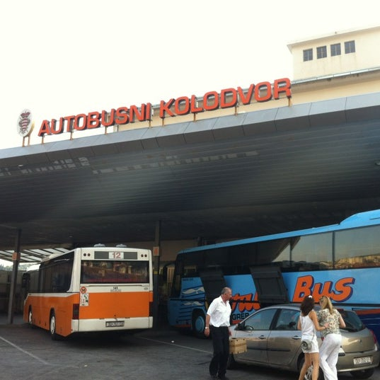 Photo taken at Autobusni Kolodvor Dubrovnik | Dubrovnik Bus Station by cats_summer on 8/21/2012