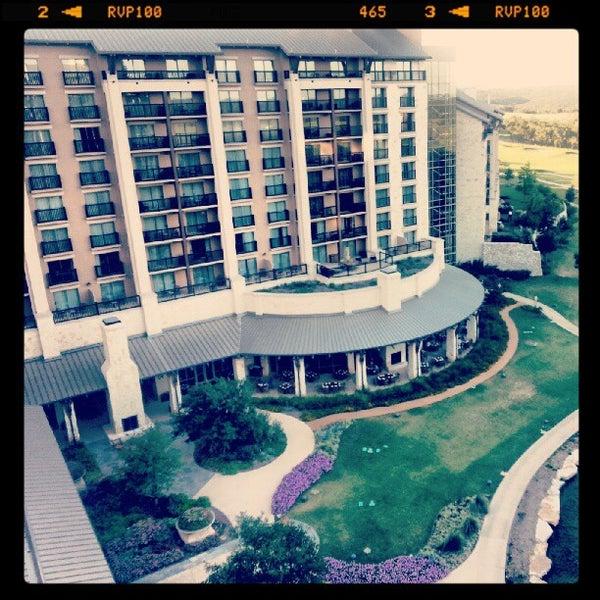 Jw Marriott San Antonio Hill Country Resort Amp Spa San Antonio Tx