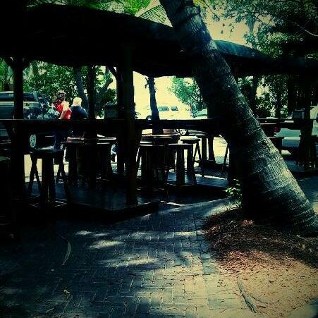 Photo taken at Quarterdeck Restaurant by Silvia C. on 6/4/2012
