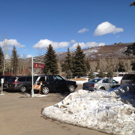 Photo taken at Aspen/Pitkin County Airport (ASE) by shad s. on 2/16/2012
