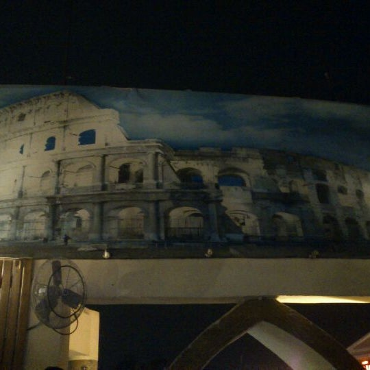 Photo taken at Tivoli Dome by Ahmed E. on 2/24/2012