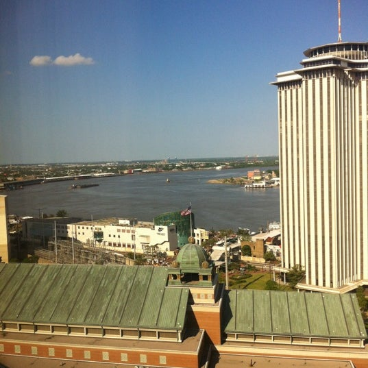 Photo taken at Loews New Orleans Hotel by Audrie R. on 4/13/2012
