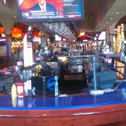 Photo taken at Dave & Buster's by Shoes on 7/25/2011